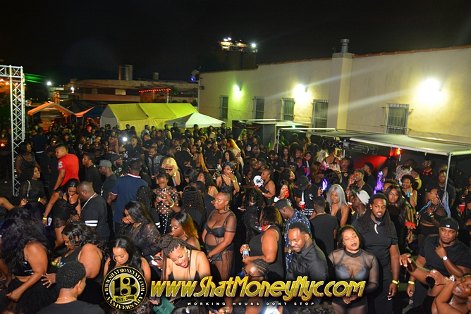 KRUSH ALL BLACK DAY PARTY – Aug 18