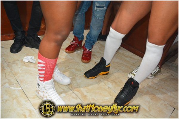 #SEAFOODTUESDAYS CONT WIT THE SOCKS AFFAIR – Oct 2