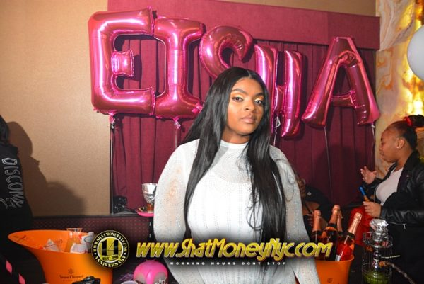 Mask Off AQUARIUS Affair Eisha Birthday Celebration – Feb 1
