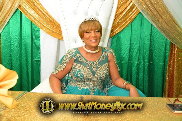 Ms. P aka Chrissy 60th Birthday Green and Gold Affair 2k19