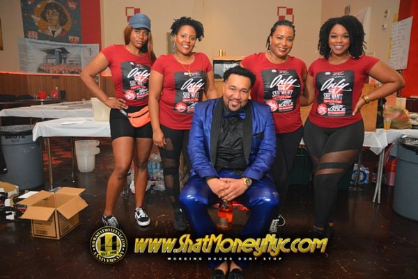 @SeanPromotions 8th Annual ONLY MAN SHE WANTS – Apr 12