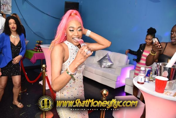 MODEL PON DEM – Mo Fierce Birthday Bash – May 17