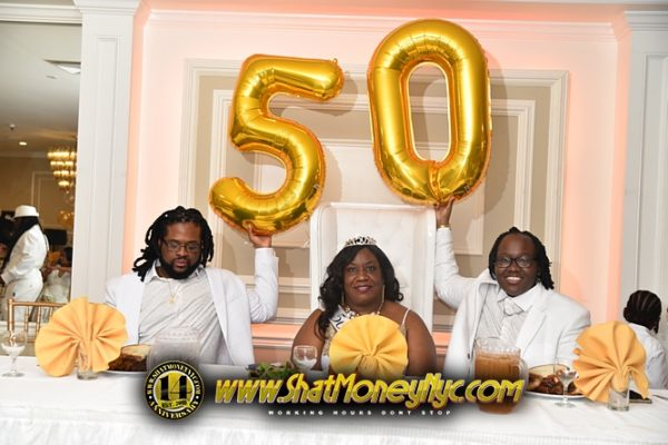 Paula's ALL WHITE 50th Birthday Celebration – May 31