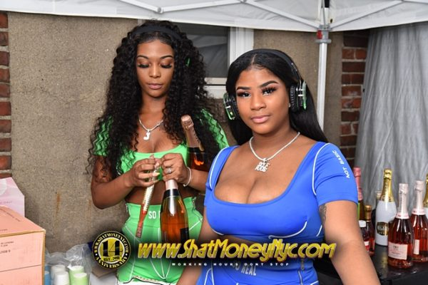 Jada & TalliBoo TIPSY Silent Party – Jul 27
