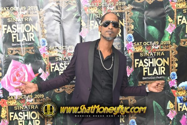 Sinatra presents FASHION FLAIR Birth-Day Party – Oct 19