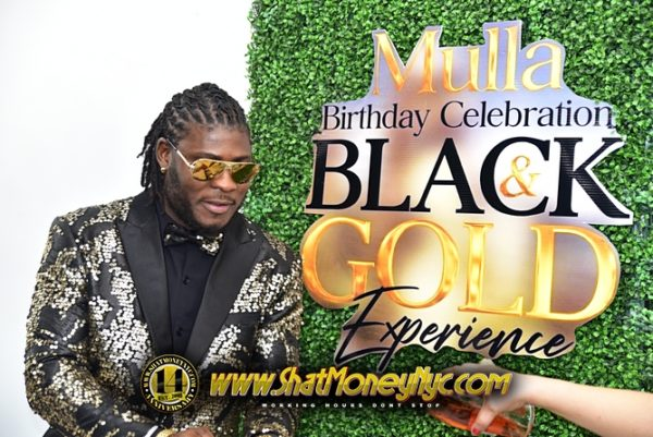 Mula Birthday Celebration BLACK and GOLD Experience – Nov 27
