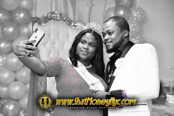 Kailani & Dwayne Baby Shower – Dec 29