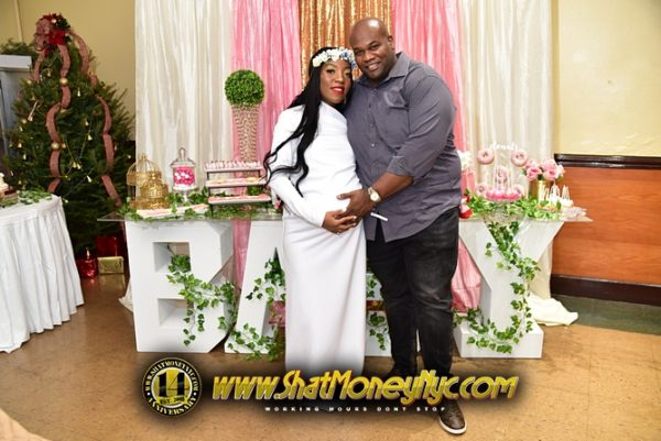 Curtis & Claudia Baby Shower Pt.2 – Dec 28