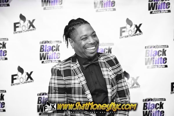 Fox Ent presents Ct's Ultimate BLACK & WHITE Arena Style – Dec 21