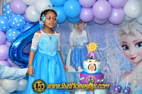 Khaleah 4th Birthday FROZEN Edition – Jan 5