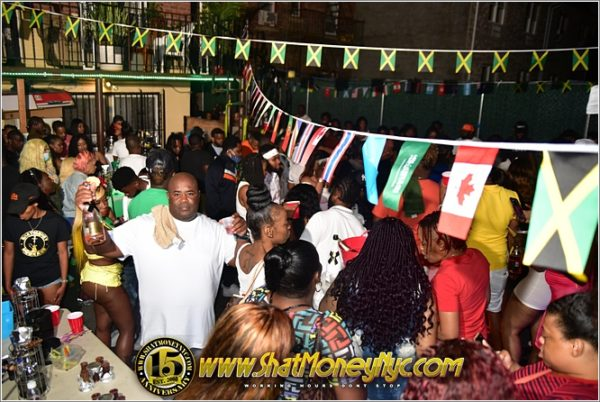One Love Promotions presents ISLAND LINK UP Rep Your Flag – Sep 7