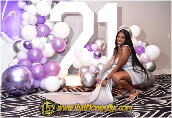 Kayla Surprise 21st Birthday – Dec 5