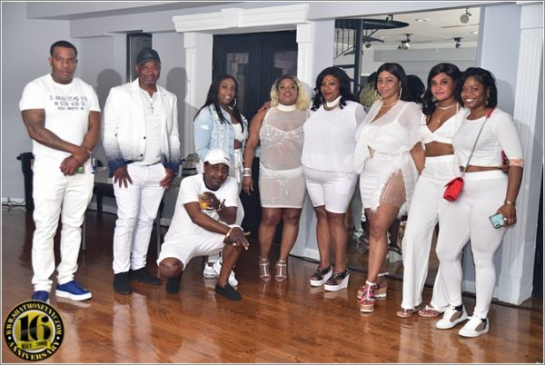 Taylor Made Ent x Royal Venue ALL WHITE EDITION – May 8