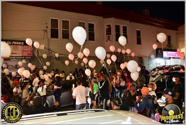 Candle Light Vigil for Earl Moodie – Sept 24